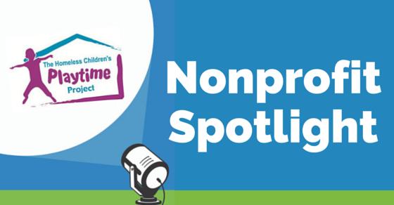 Nonprofit Spotlight: Children's Playtime Project