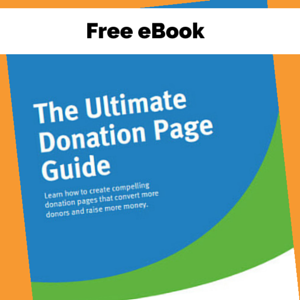 The Ultimate Donation Page Guide