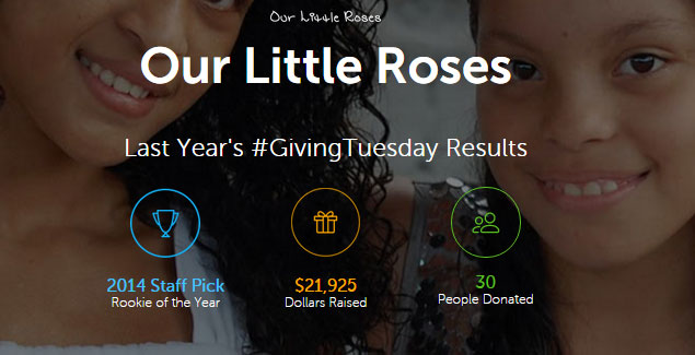 Nonprofit Giving Tuesday Campaigns