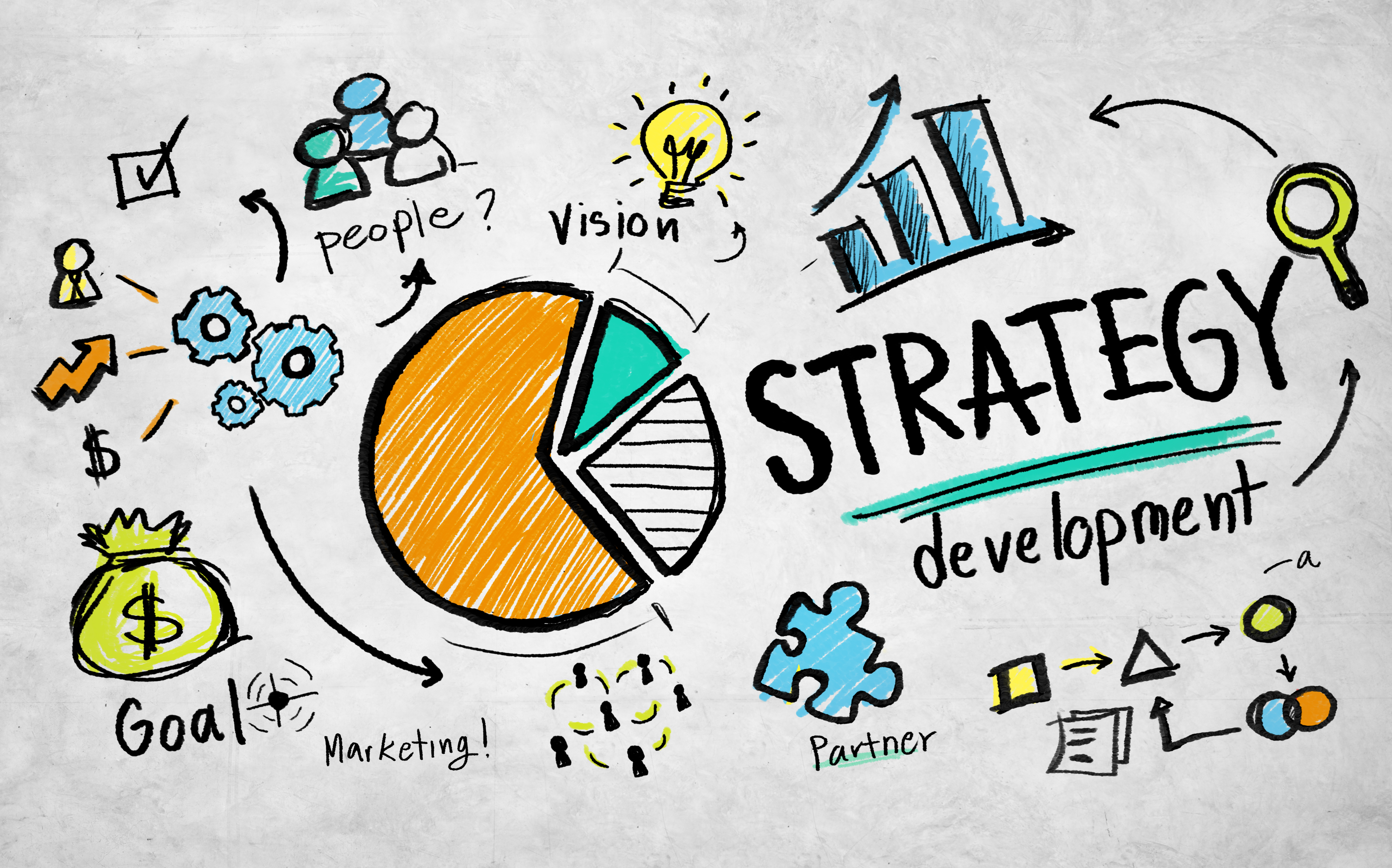 nonprofit strategy and plan