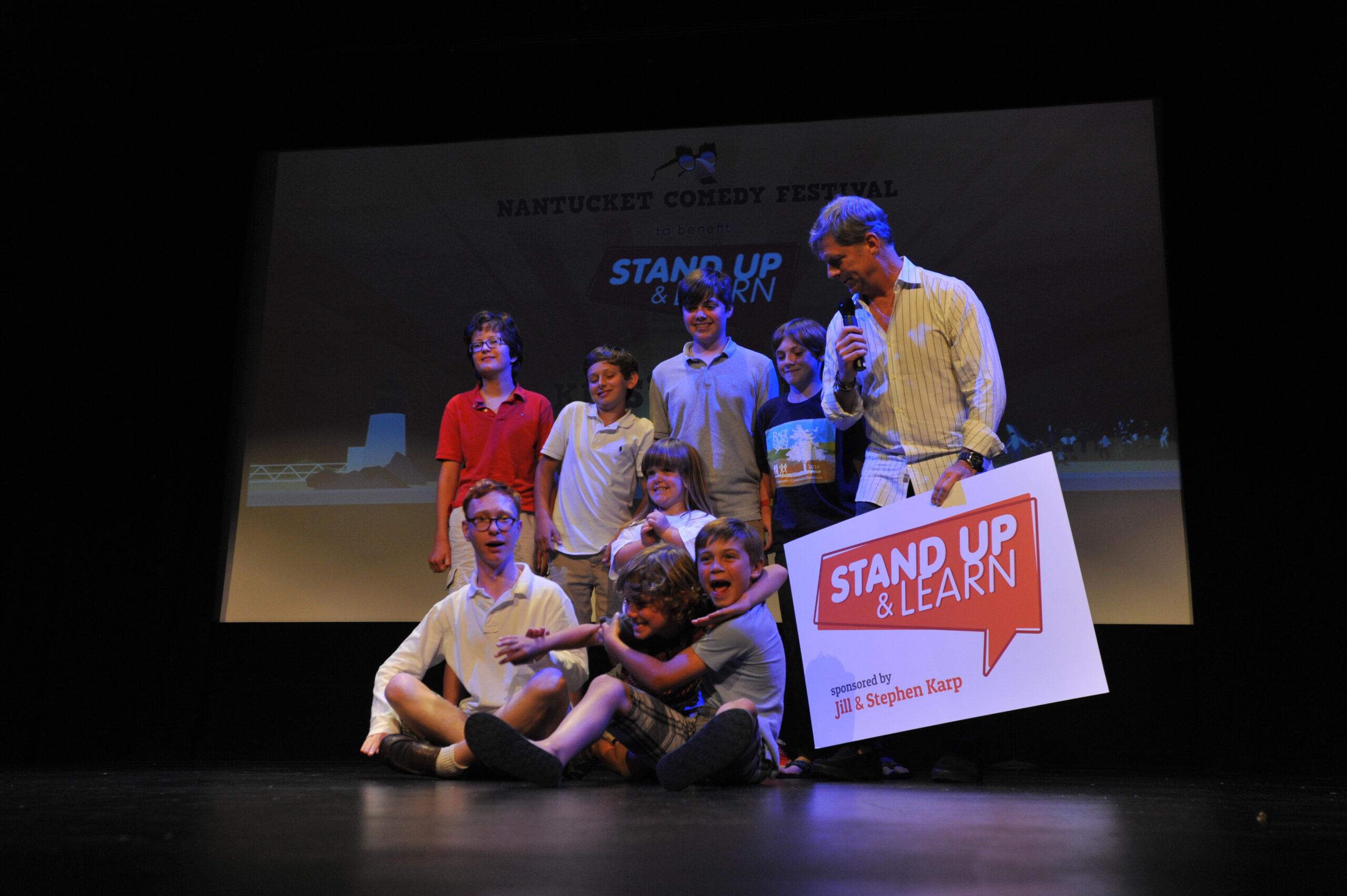 #OpenForGood Profile: Nantucket Comedy Festival