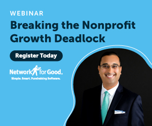 Q&A with Cherian Koshy: How to Maintain Momentum and Supercharge Your Nonprofit's Growth