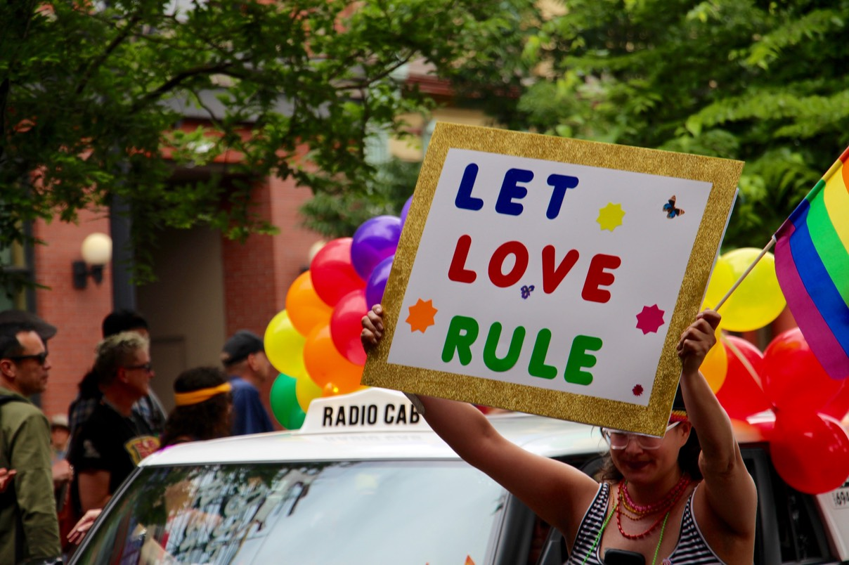 Best known for the annual Portland Pride Waterfront Festival and Parade, Pride Northwest is active year round.