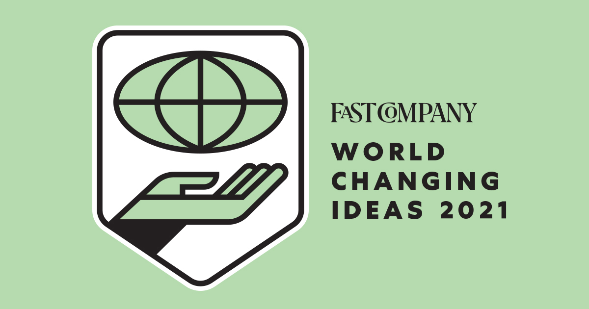 Network for Good Selected As Honorable Mention in Software Category of Fast Company's 2021 World Changing Ideas Award