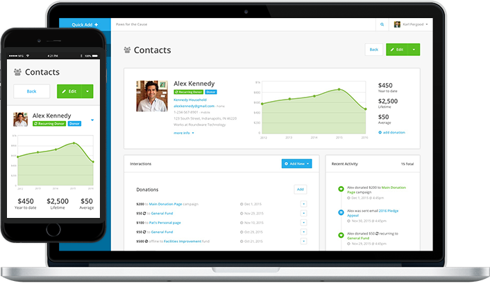 CRM for Nonprofits