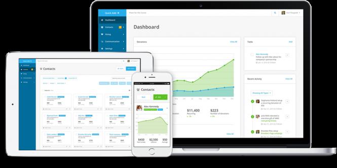 Fund Raising Software