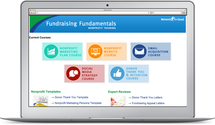 Expert Fundraising Training