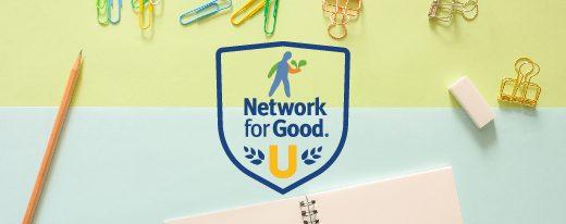 Network for Good University