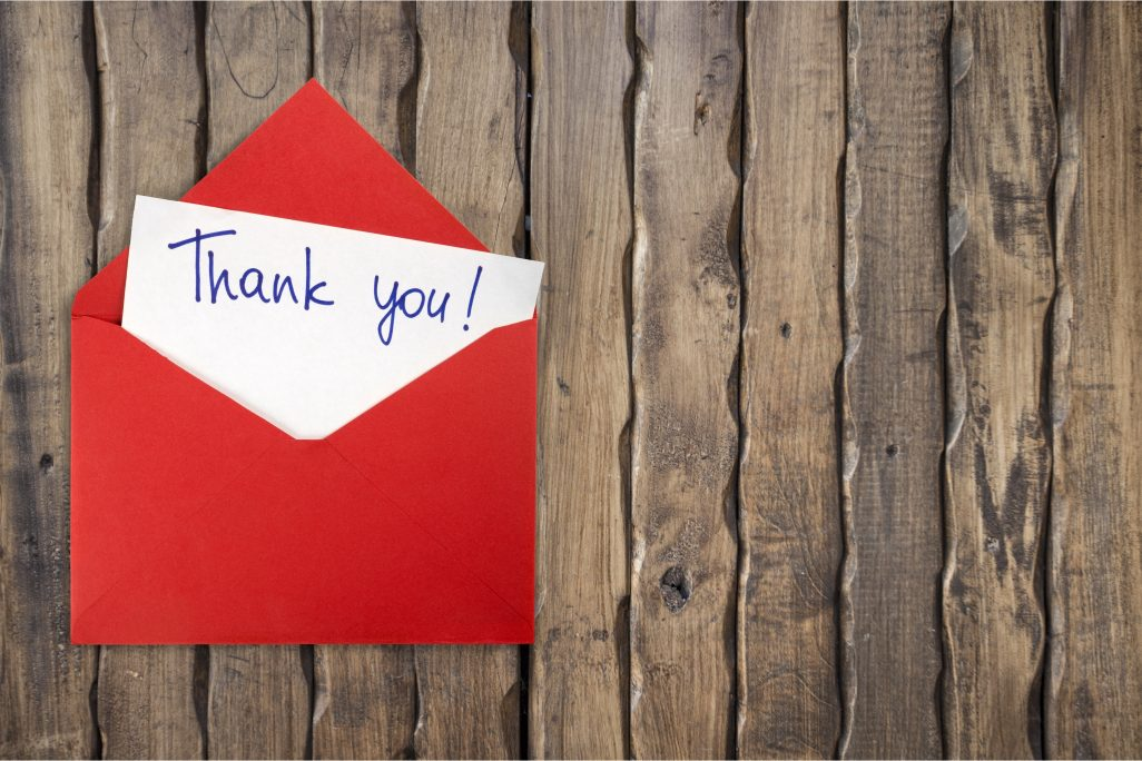 7 Best Practices for Donor Thank You Emails
