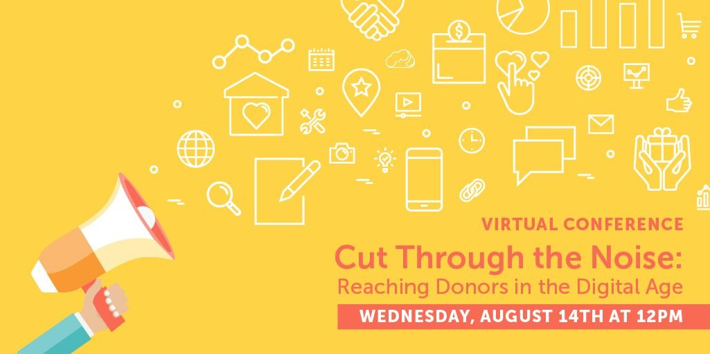Reaching Donors in the Digital Age