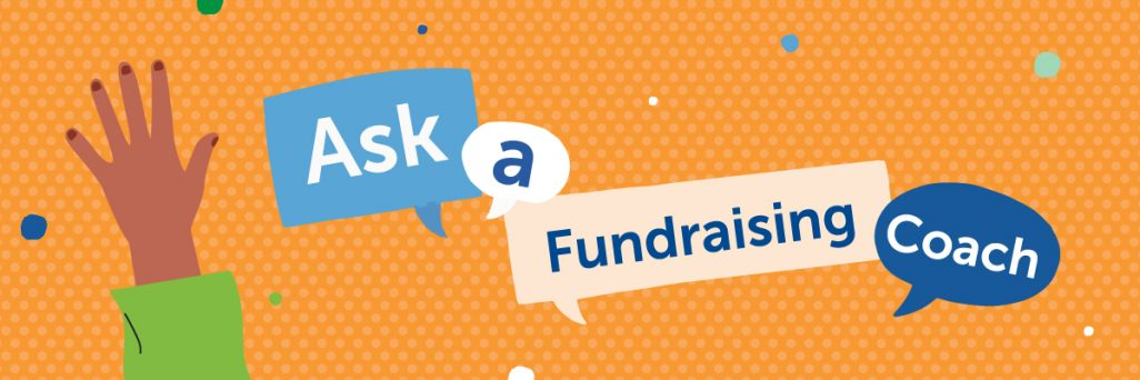 ask a fundraising coach banner