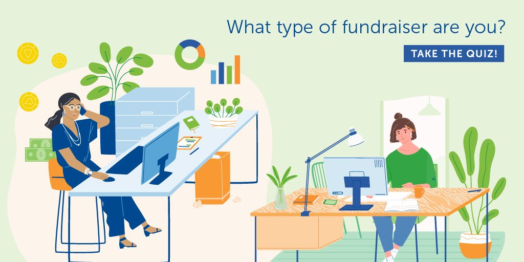 What type of fundraiser are you?