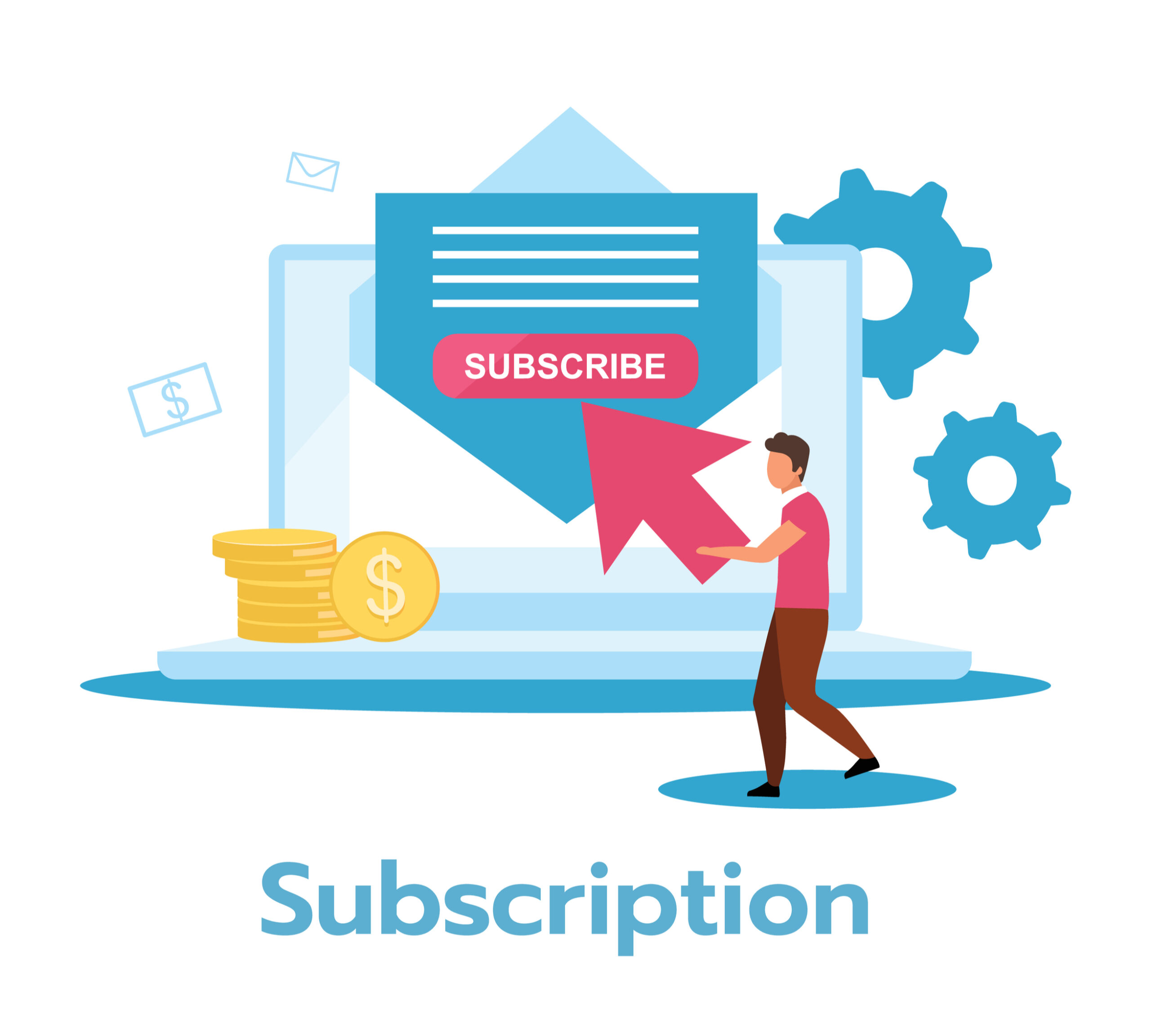 5 Steps to Turn Contacts into Subscribers