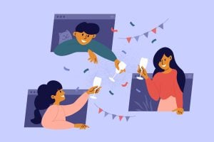 Virtual and In-Person Events: The Future of Fundraising is Hybrid