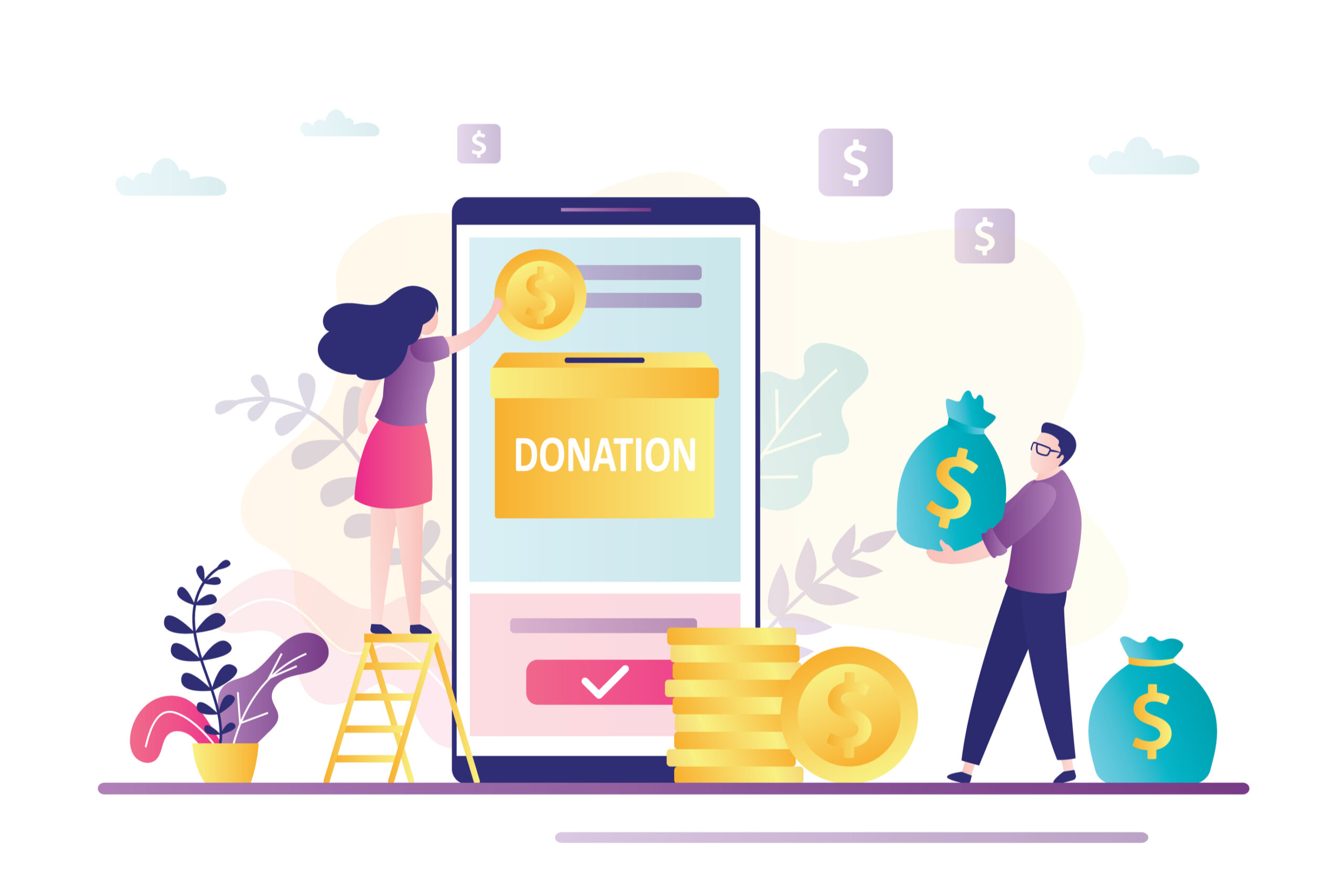 """""""DAI"""" (Do Anything Imaginable): Tips on Fundraising in a Virtual World"""